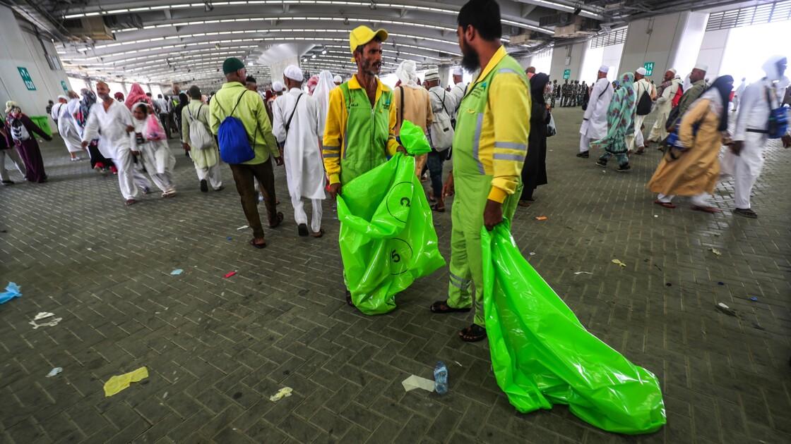 Arabie saoudite : le défi environnemental du hajj