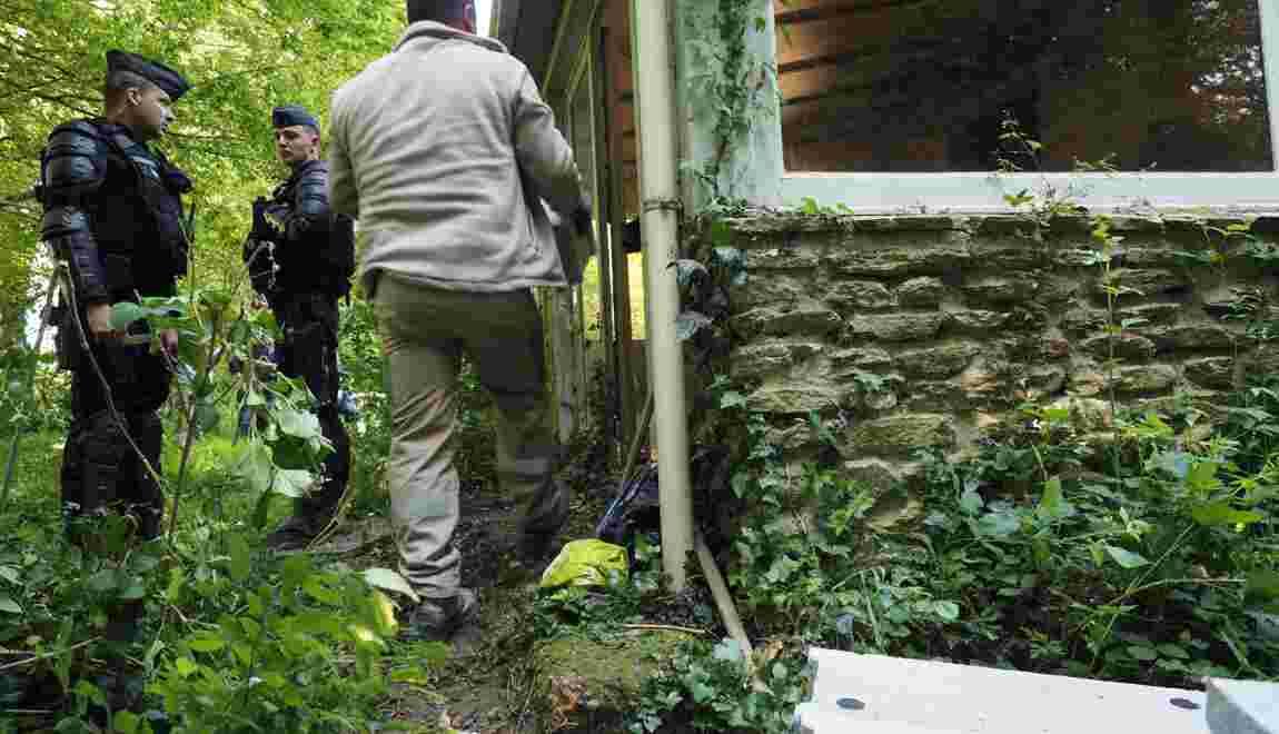 NDDL: la deuxième opération d'expulsion s'achève dans le calme