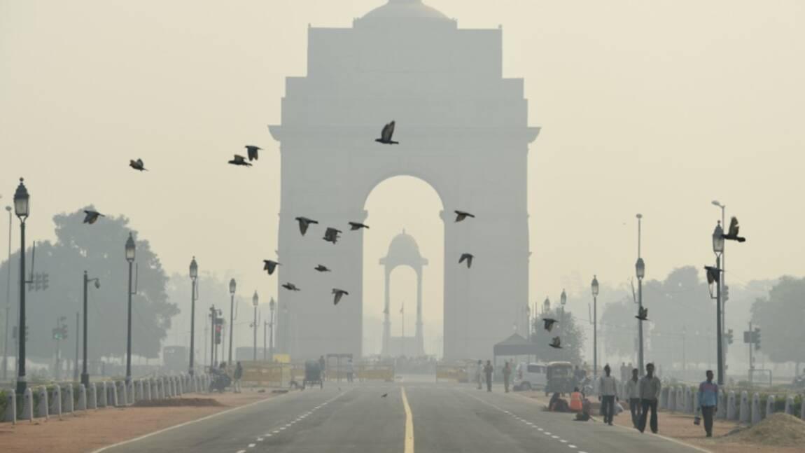 Pollution à Delhi: le gouvernement a 48h pour présenter un plan