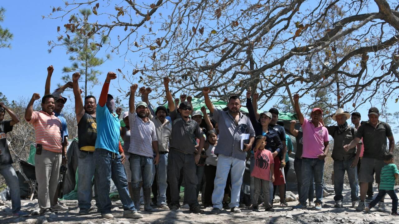 Au Honduras, des indigènes campent pour protéger leur fleuve