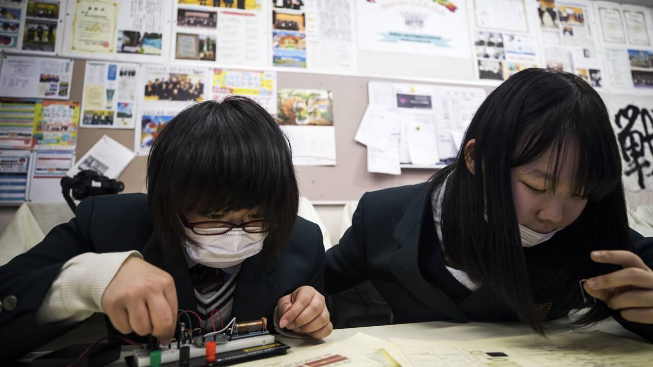 Au Japon, des particuliers surveillent la radioactivité