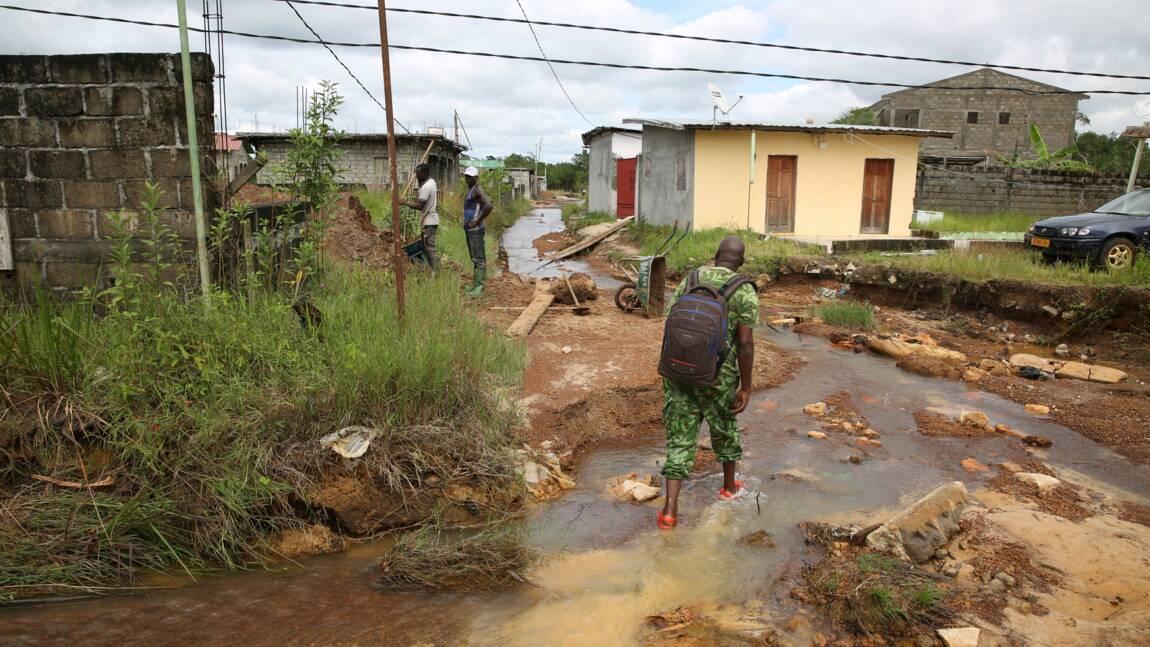 """Gabon: à Libreville, l'urbanisation """"anarchique"""" menace les zones protégées"""