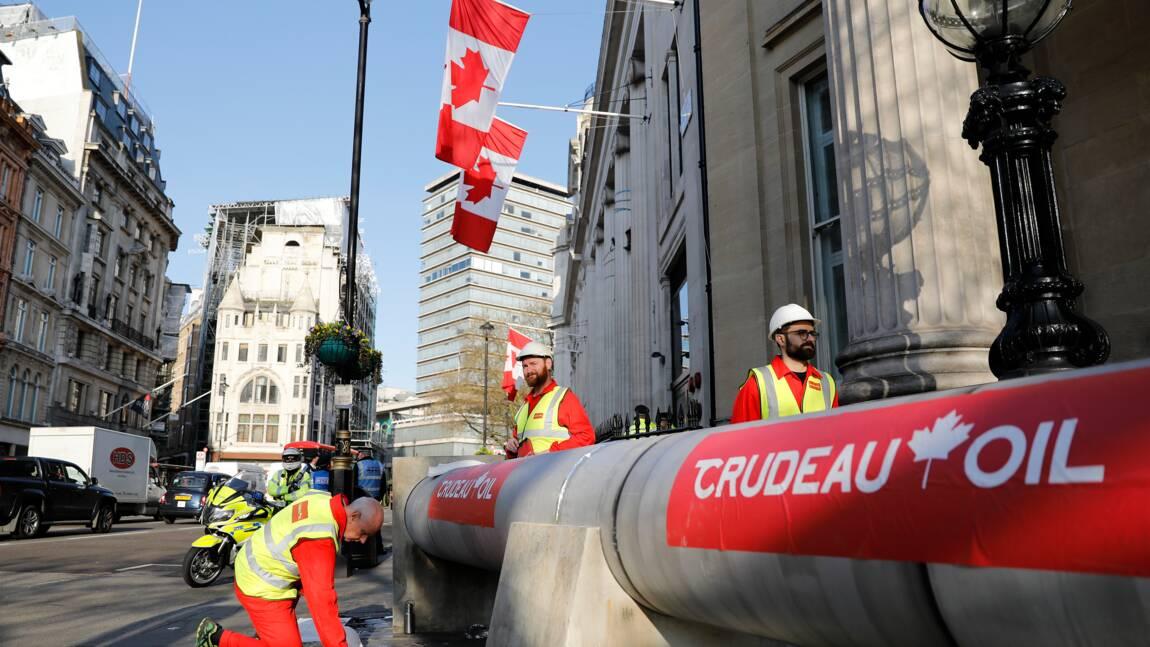 Canada: décision de justice favorable à un projet d'oléoduc controversé