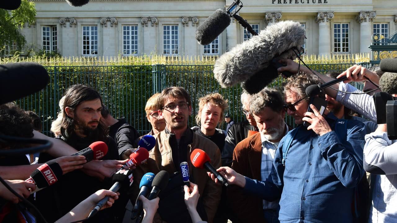 NDDL: les zadistes toujours indécis face aux exigences posées par le gouvernement