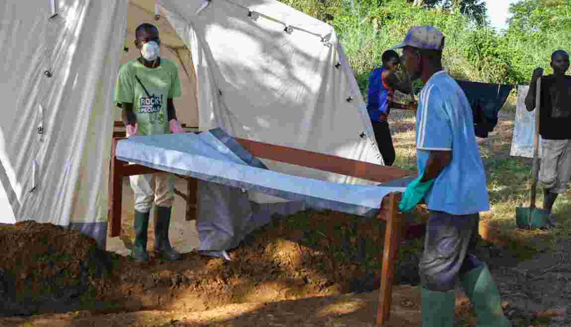 Plus de choléra en Afrique de l'Est quand El Nino est actif