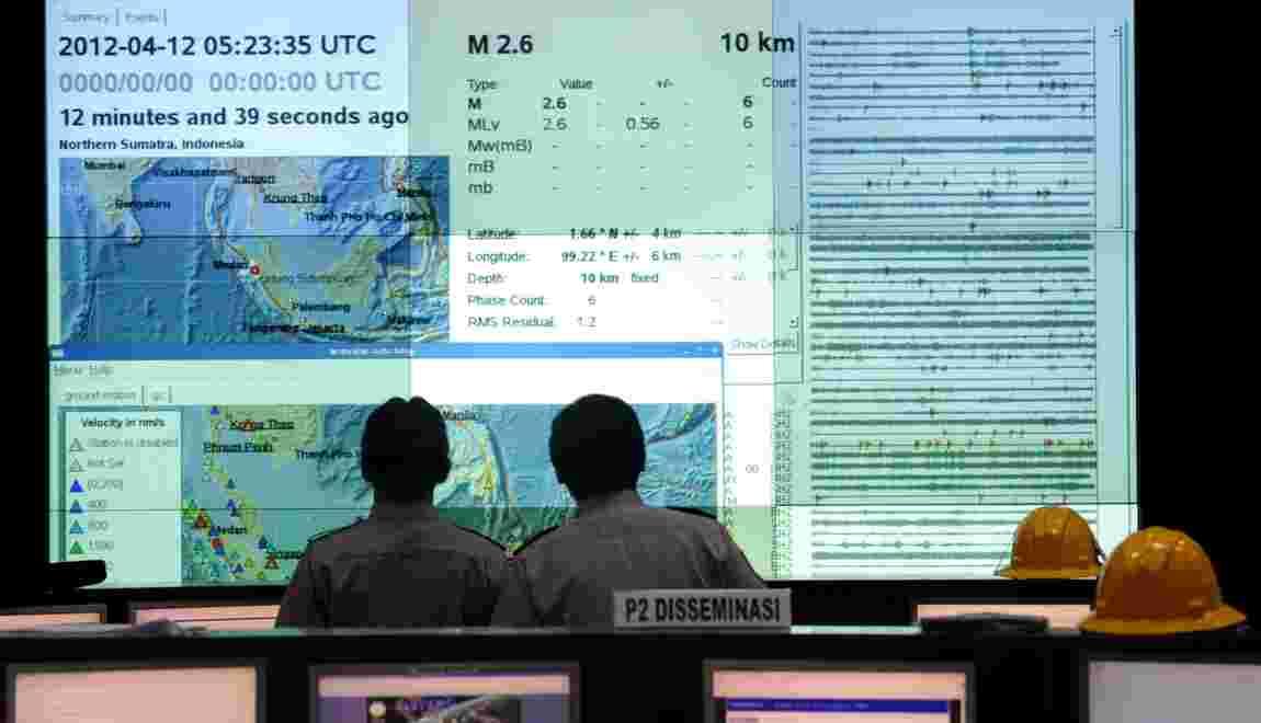 Une expédition française dans l'océan Indien pour prédire les tsunamis