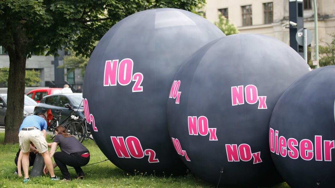 """Dieselgate"": 5.000 morts par an en Europe"
