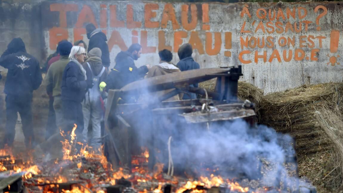 ND-des-Landes: le gouvernement repousse la perspective d'une évacuation