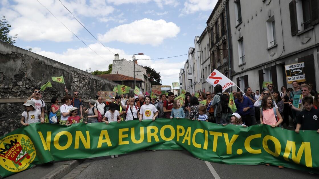 """Vrais emplois ou """"fausses promesses""""? Europacity, le projet qui divise"""