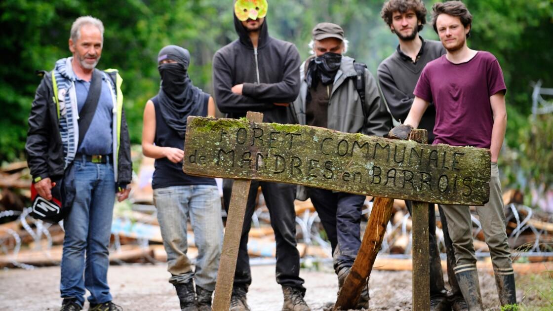 Les antinucléaires de Bure, de cabanes en prétoires pour leur combat