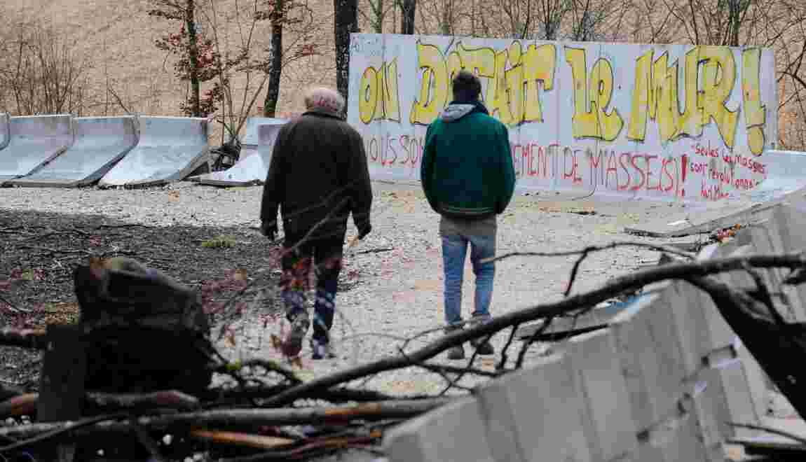 Déchets nucléaires à Bure: cession confirmée d'un terrain à l'Andra