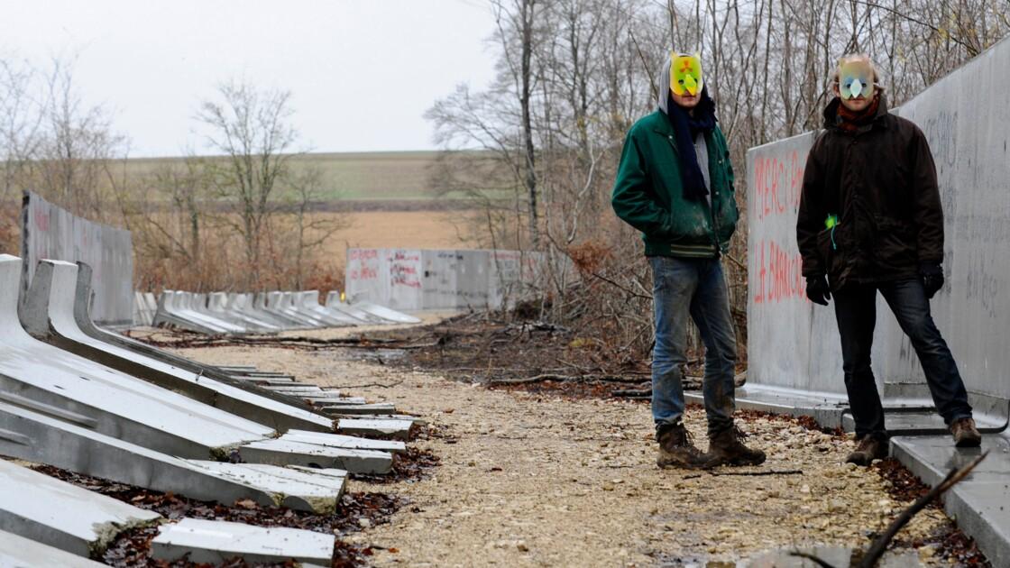 Déchets nucléaires à Bure: les occupants du site gagnent du temps