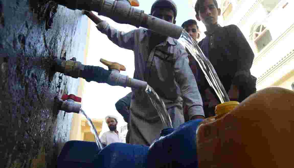 Désaliniser l'eau de mer, insuffisant pour régler la crise de l'eau (expert)