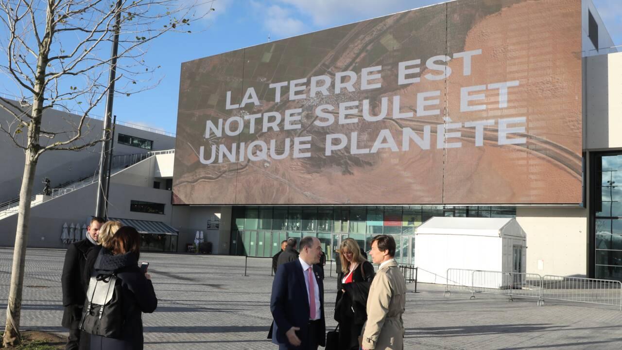 Climat: les engagements présentés au sommet de Paris