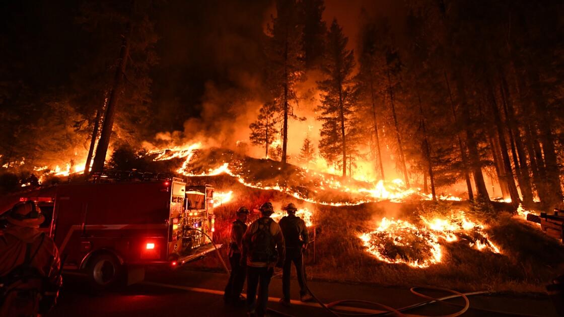 Les incendies en Californie font une dixième victime