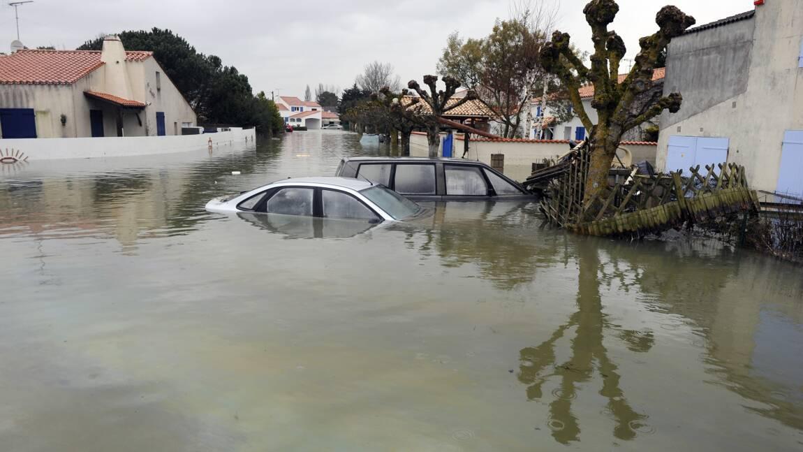 Charente-Maritime: un atlas des risques de submersion pour éviter un second Xynthia