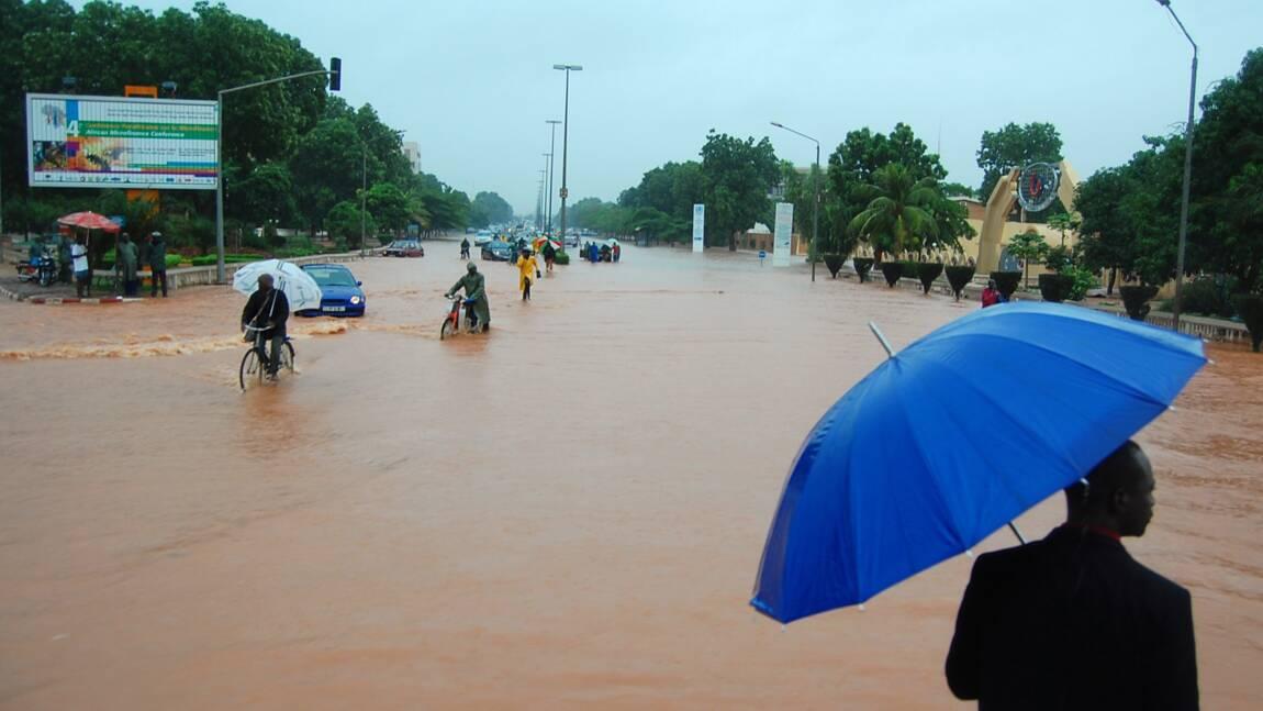 Climat: au Sahel, trois fois plus de tempêtes extrêmes en 35 ans