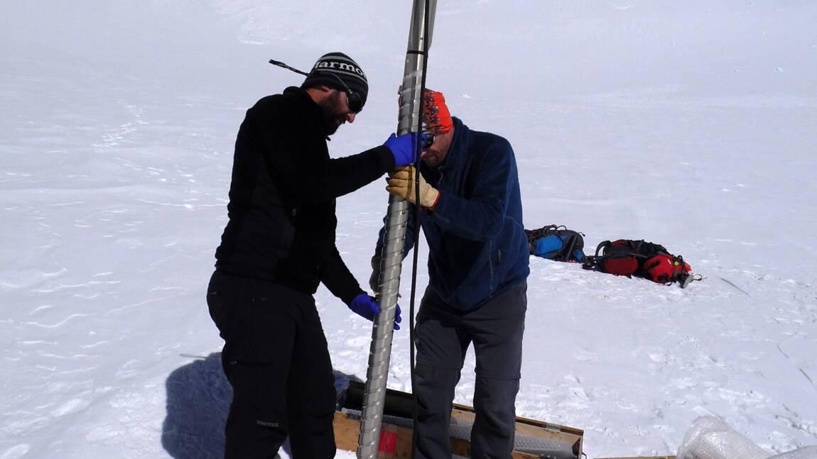 Chili: face à l'exploitation minière, l'urgence de protéger les glaciers