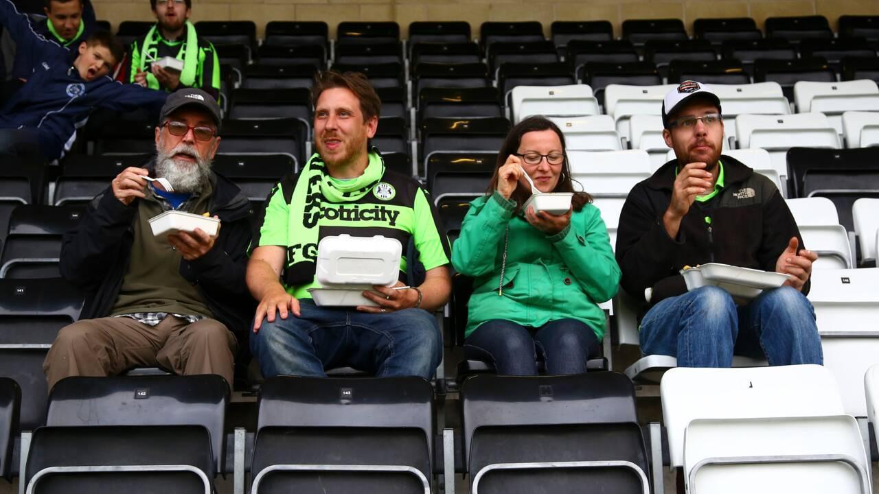 Au Royaume-Uni, l'ambition verte du premier club de foot végane