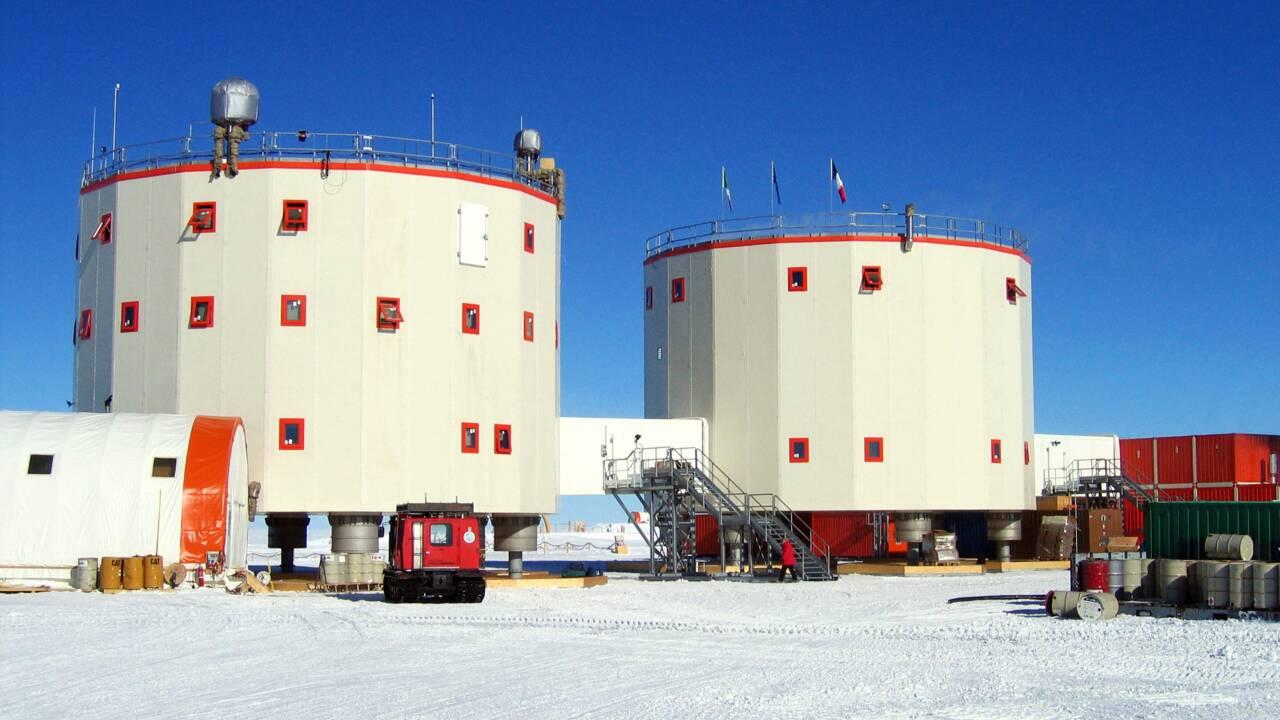 Entre banquise et manchots, l'Institut polaire recrute