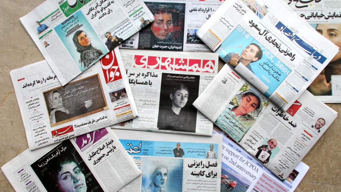 Hommage en Iran à la mathématicienne Mirzakhani décédée aux Etats-Unis