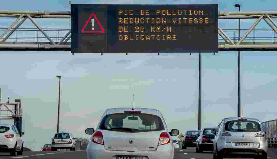 Hauts-de-France: alerte à la pollution aux particules fines vendredi