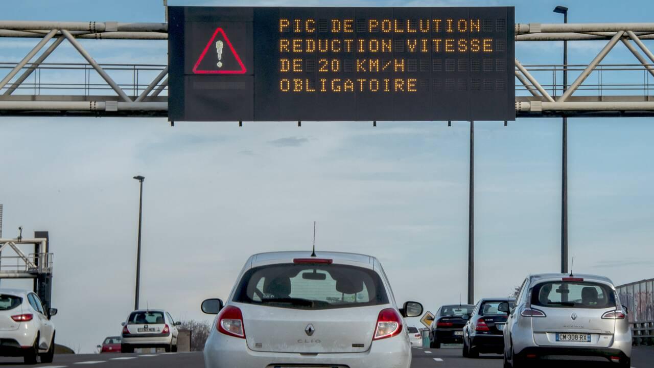 Hauts-de-France: alerte à la pollution aux particules fines vendredi
