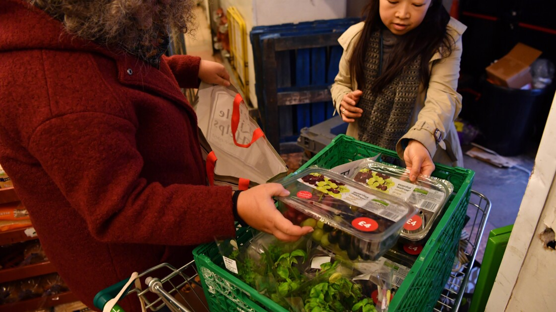 Au Royaume-Uni, la lutte contre le gaspillage alimentaire s'organise