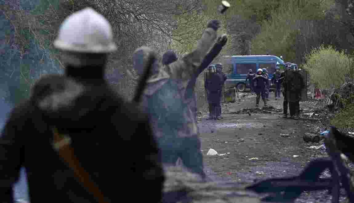 Sixième jour d'affrontements à Notre-Dame-des-Landes