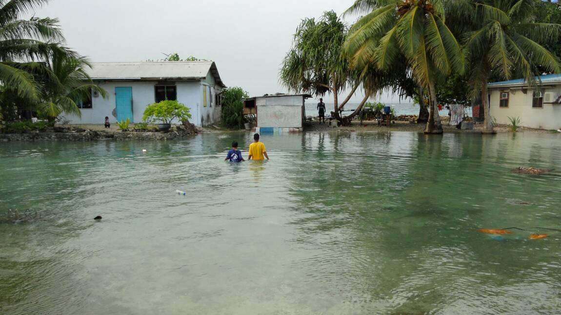 Les îles du Pacifique ont besoin d'aide face au changement climatique