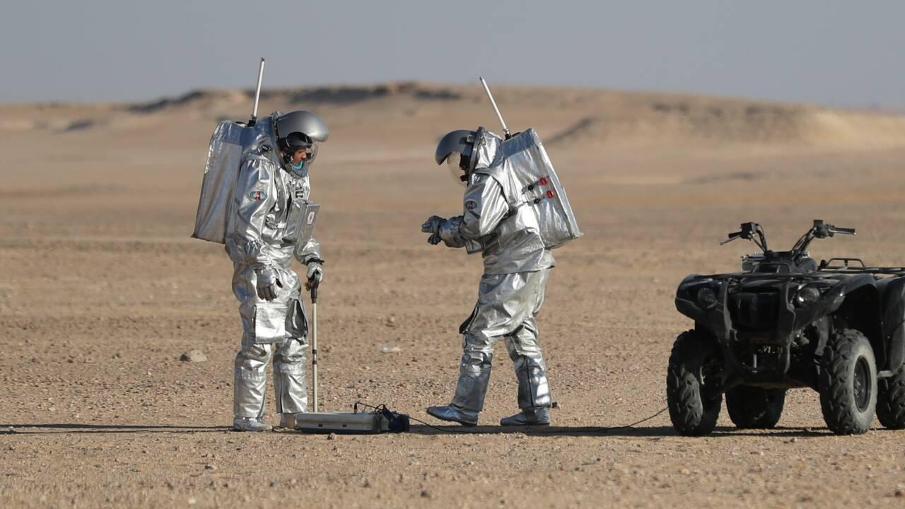 Un projet privé européen vise Mars depuis le désert d'Oman