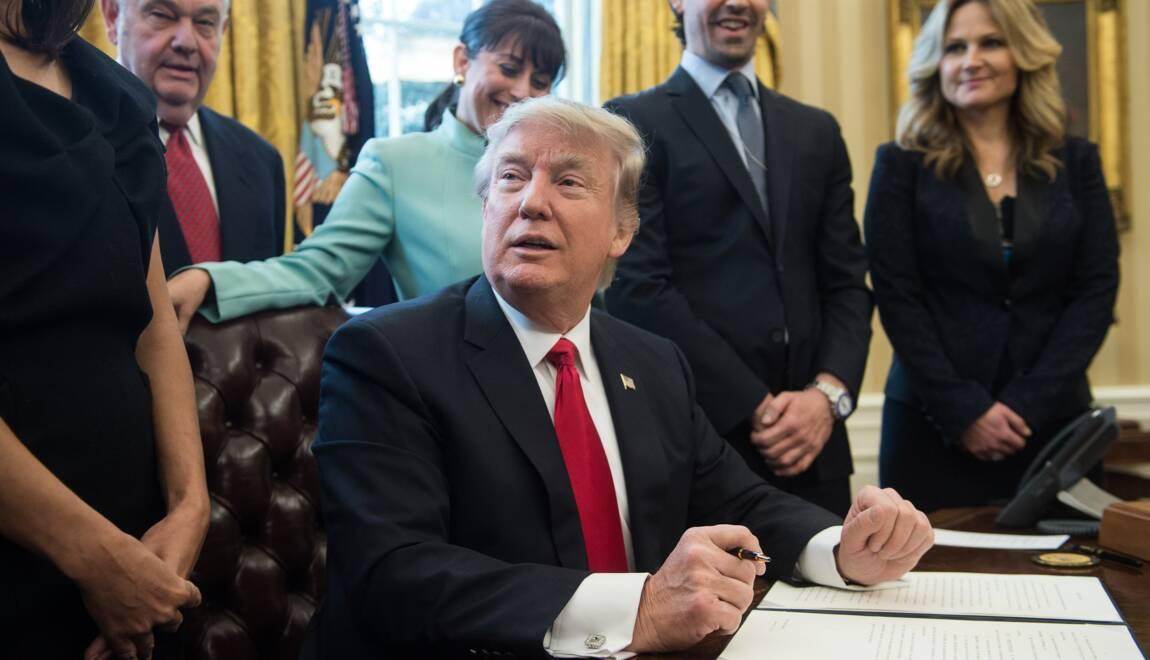 Trump tower vs trump s oval office a comparison business insider