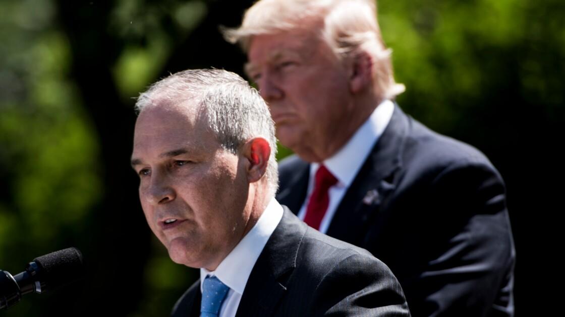 Scott Pruitt: l'homme de Trump pour démonter la protection de l'environnement