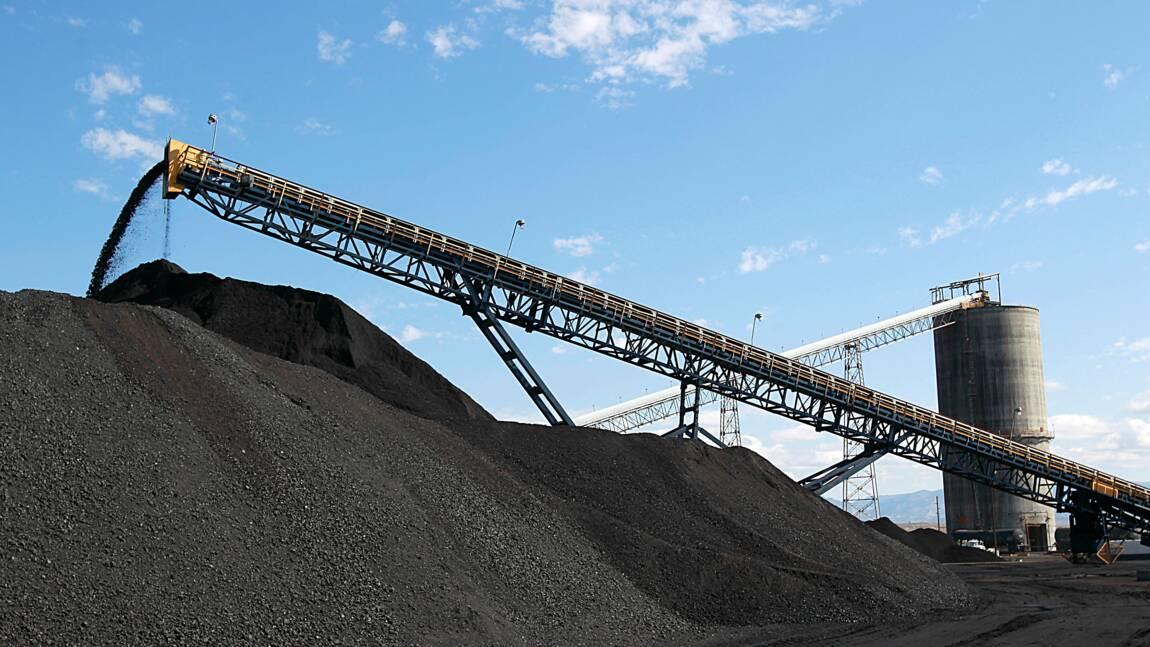La demande ralentit, mais le charbon ne s'avoue pas vaincu
