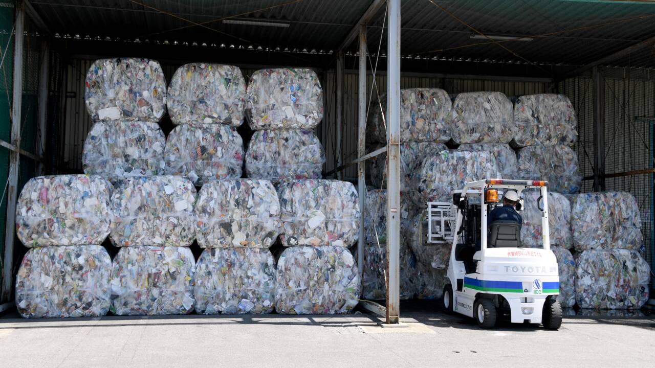 Le recyclage du plastique au Japon