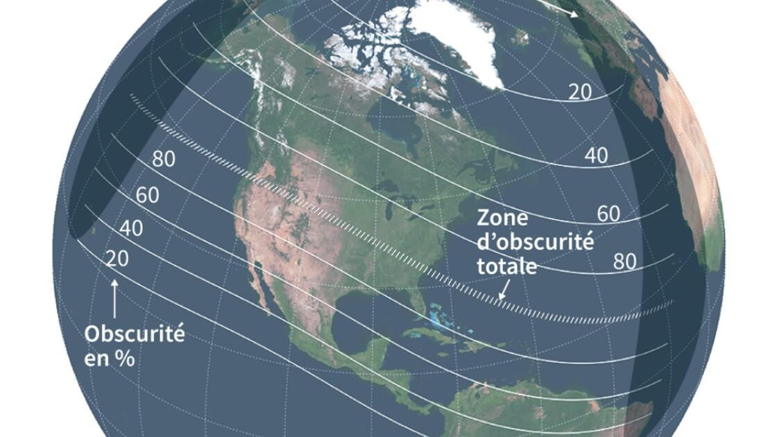 L'éclipse solaire totale du 21 août aux Etats-Unis