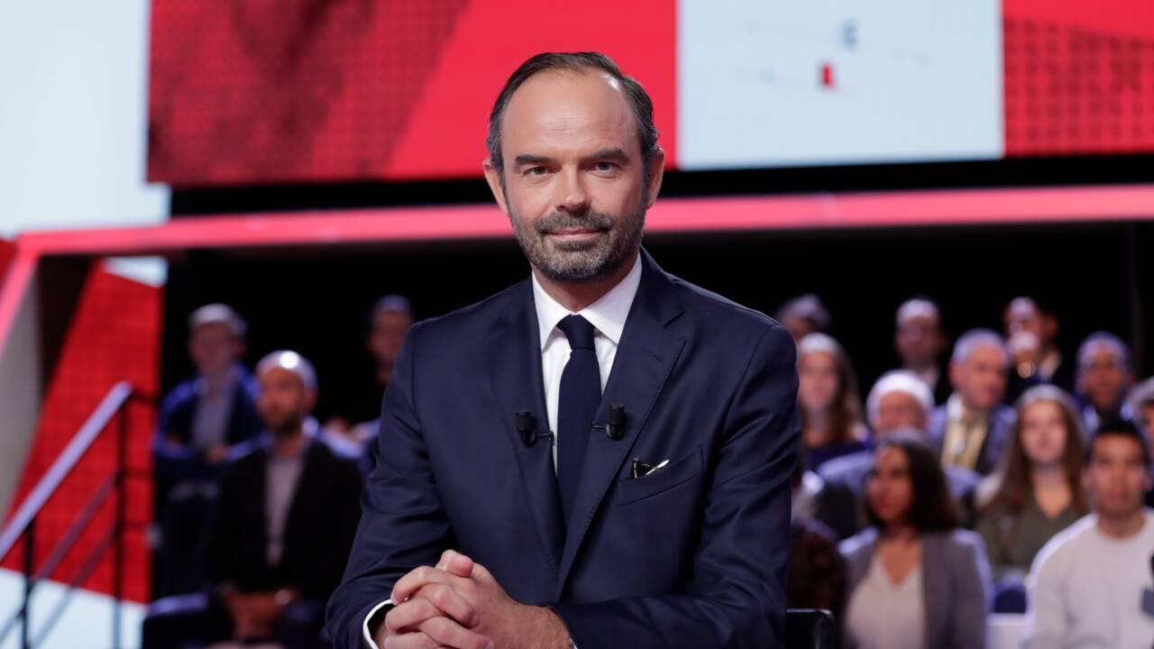 """Philippe admet être """"venu sur le tard"""" aux questions écologiques"""