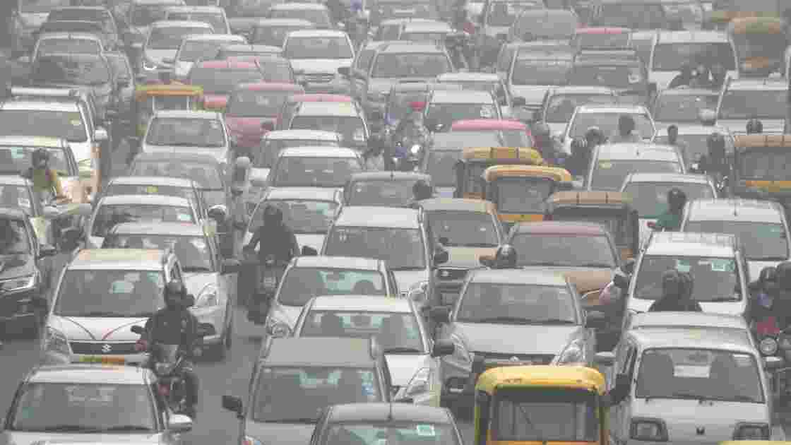 Pollution en Inde: inutile de paniquer, selon le ministre de l'Environnement