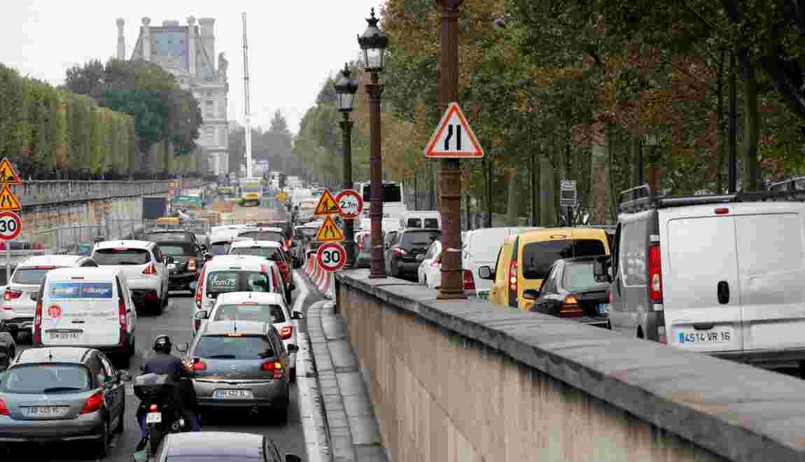 Paris: le tribunal administratif maintient la piétionnisation des voies sur berges