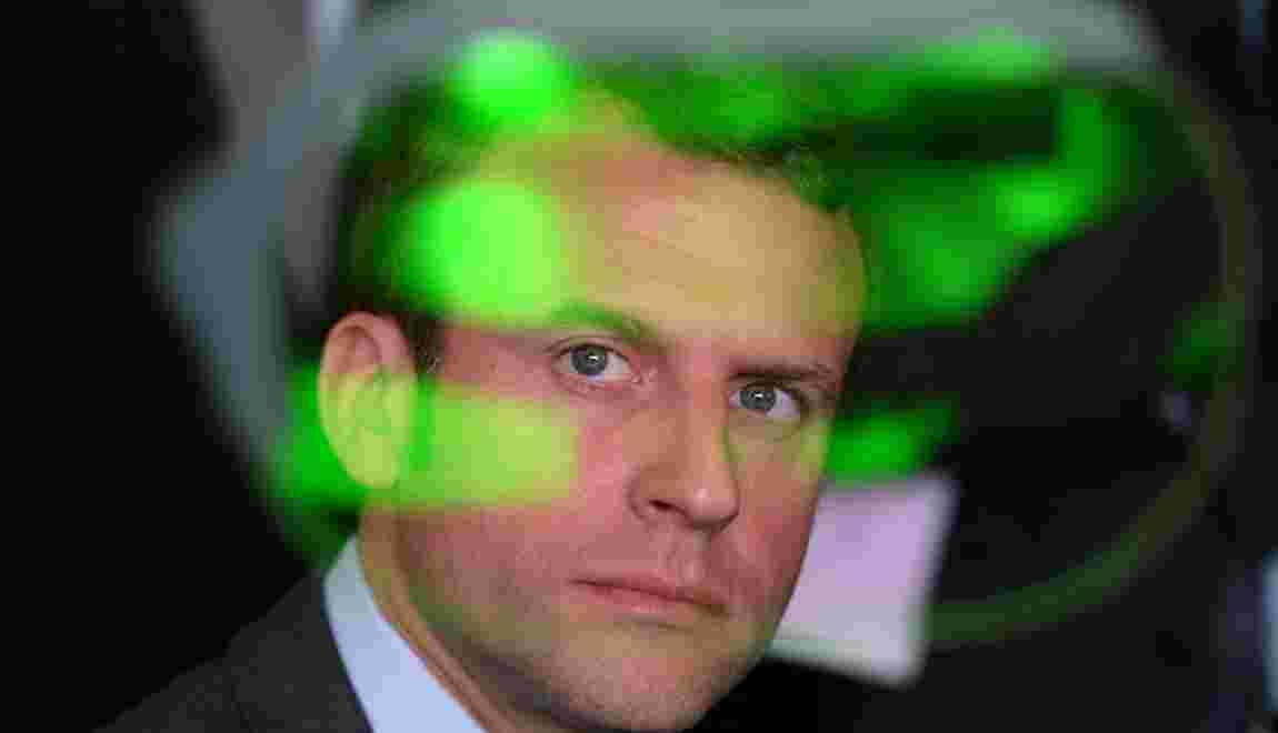 Macron veut allouer 3% du PIB à la recherche et au développement