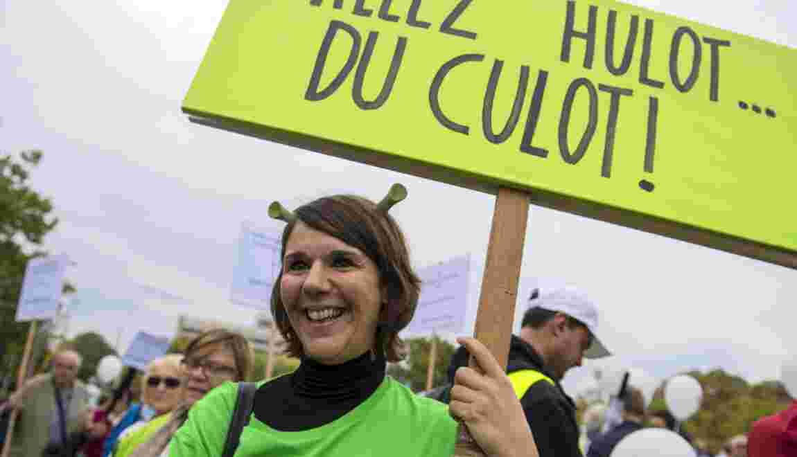 Strasbourg: plus de 2.000 manifestants contre un projet de rocade autoroutière