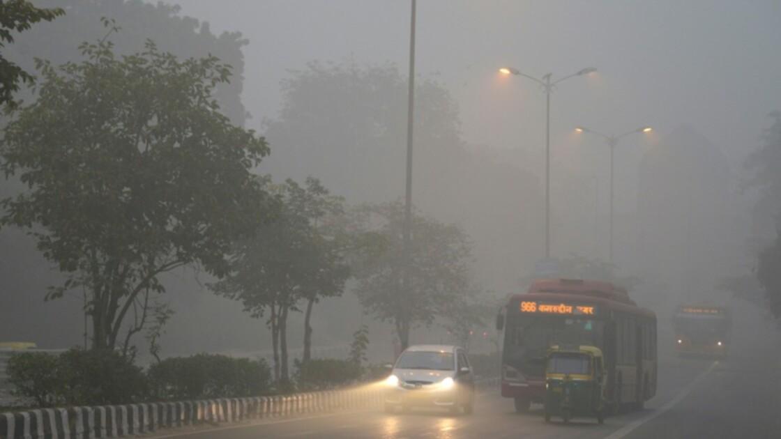 New Delhi: les écoles fermées à cause de la pollution