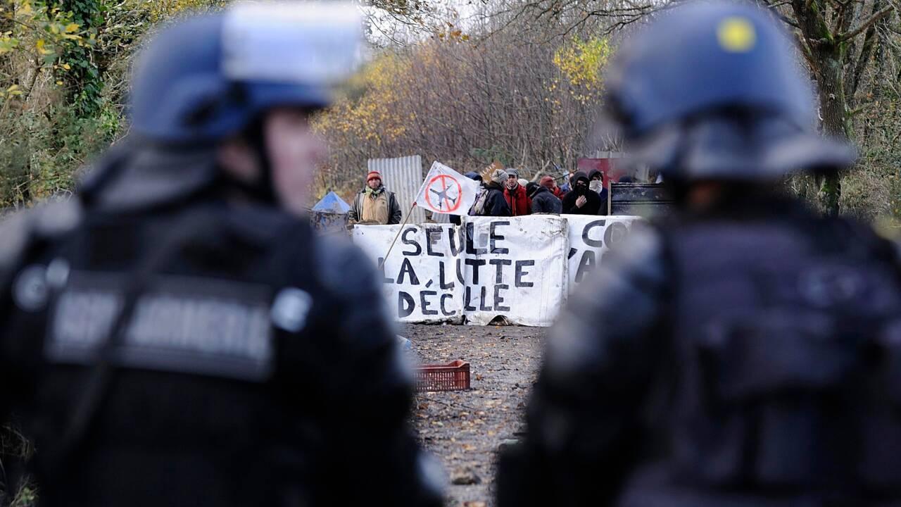 NDDL: une opération massive et imminente pour expulser les occupants illégaux