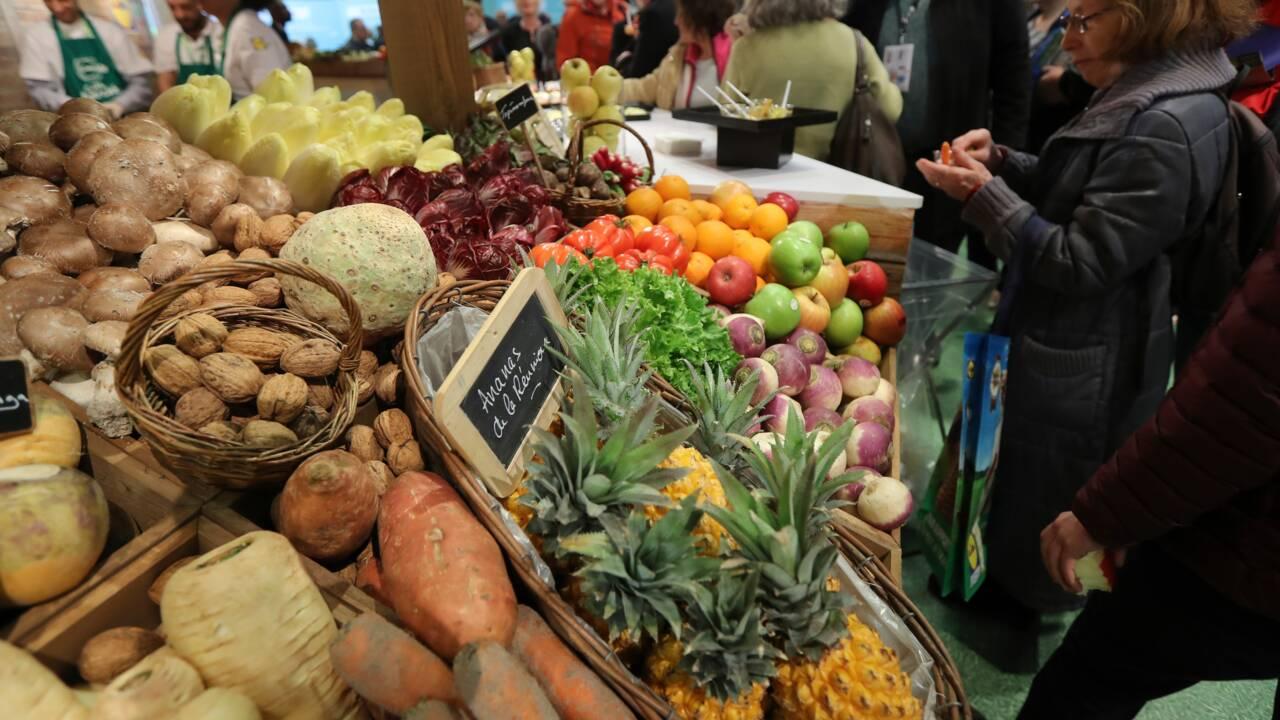Les fruits, un facteur important pour la croissance cérébrale