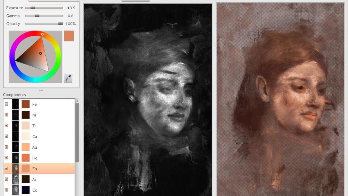 La femme cachée de Degas démasquée par des chercheurs