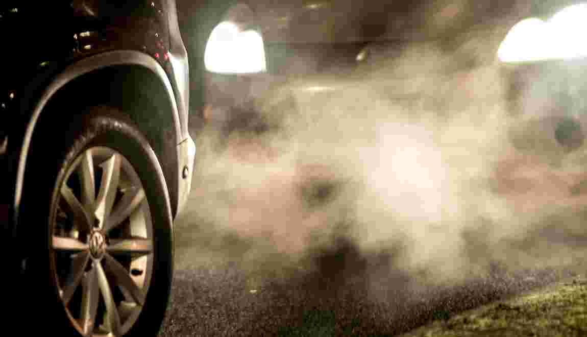 Pollution de l'air: Greenpeace menace la Flandre et la Wallonie d'un procès