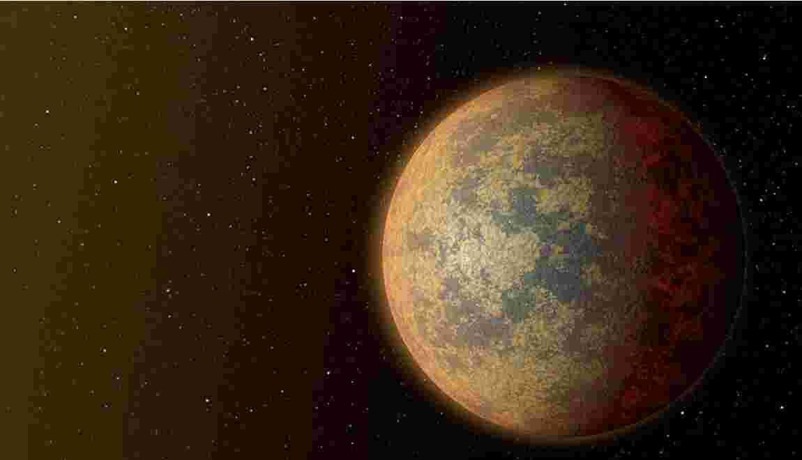 Espace: atmosphère détectée autour d'une exoplanète