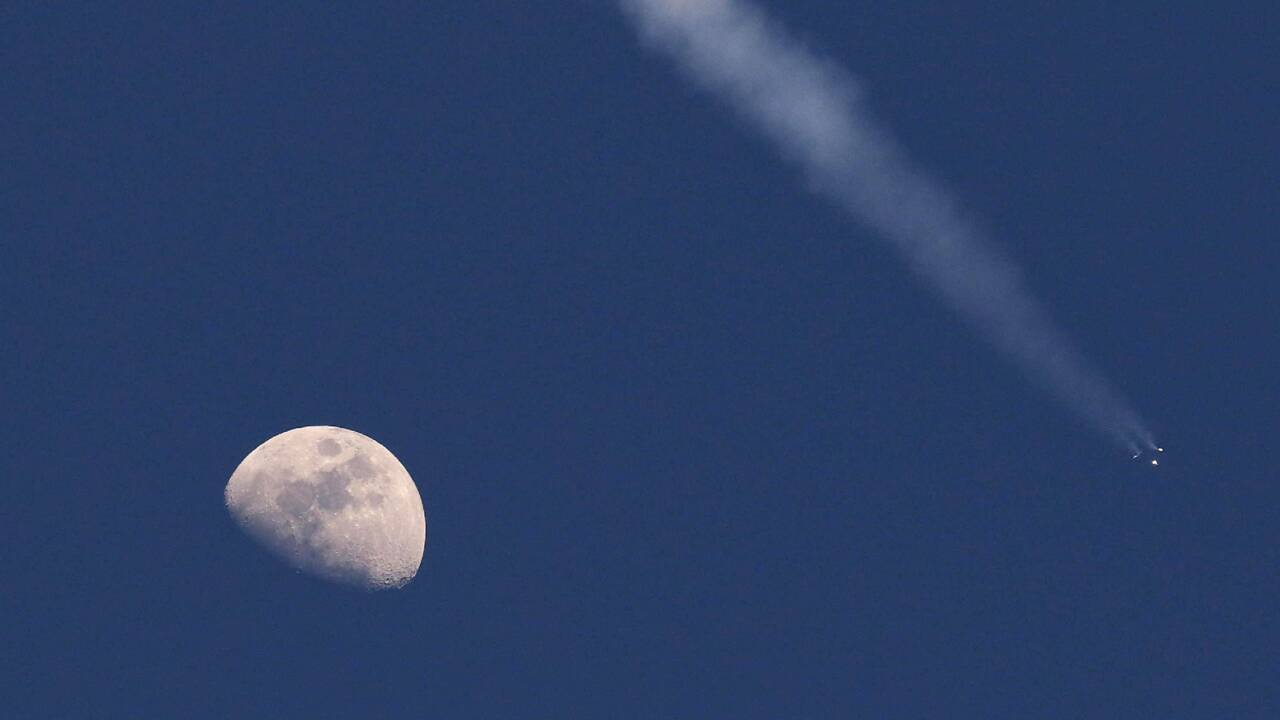 Le Japon veut envoyer un astronaute sur la Lune