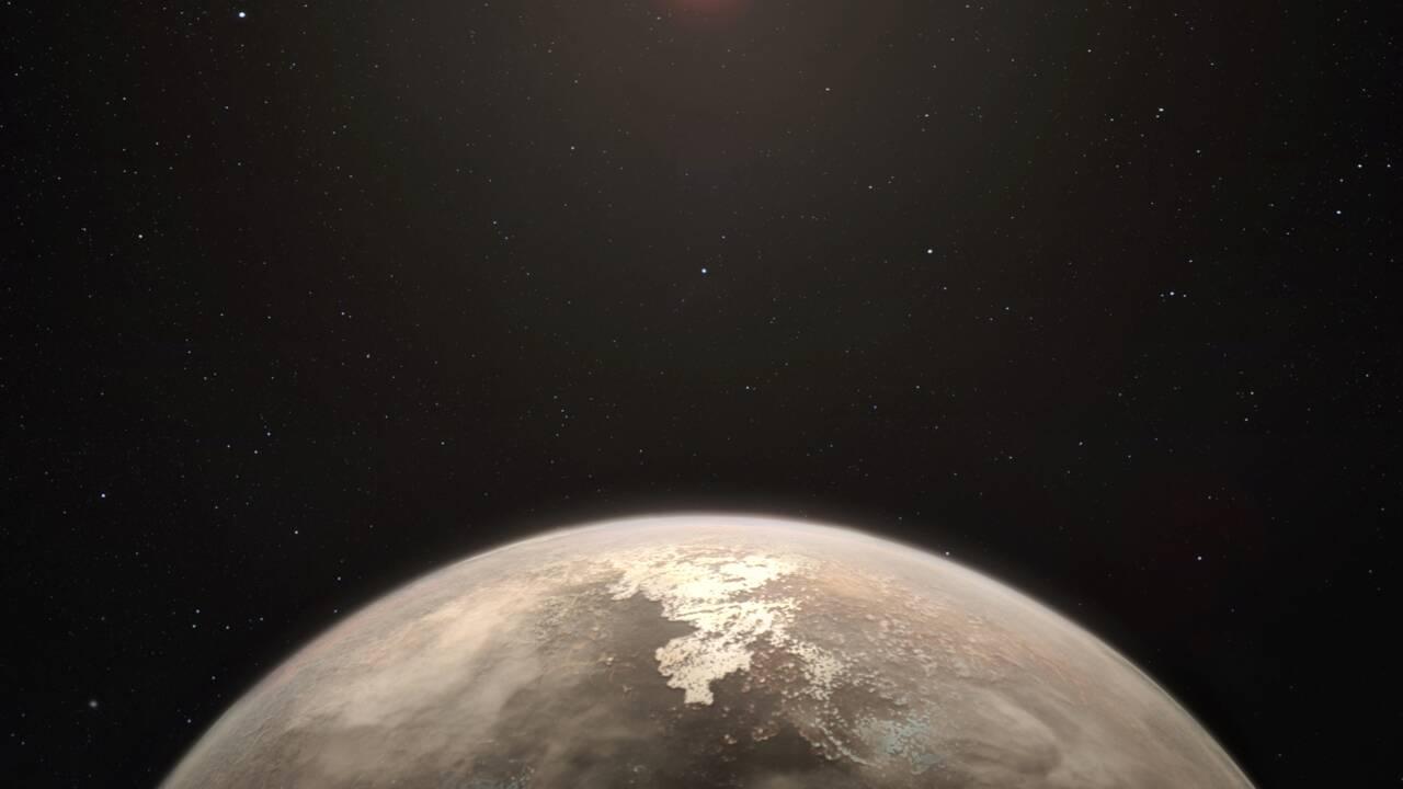 Découverte d'une nouvelle planète susceptible d'héberger de la vie