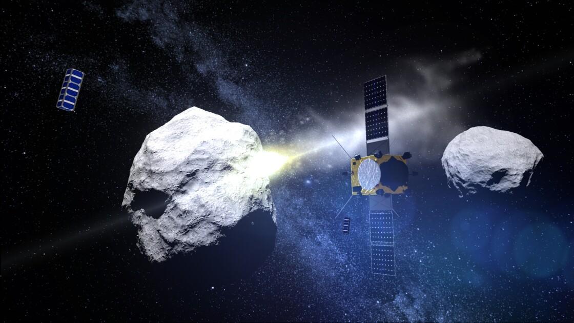 L'Europe renonce à lancer une sonde vers un astéroïde en 2020